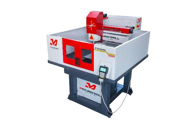 Fresadora CNC Mekanodrill Prime 500