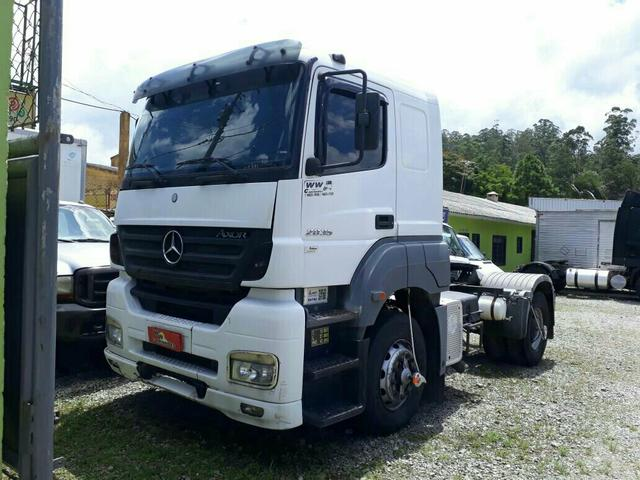 MB MERCEDES BENZ AXOR 2035S
