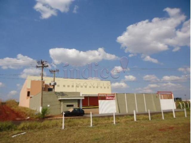 Galpão/depósito/armazém à venda em Distrito industrial, Cravinhos cod:11270