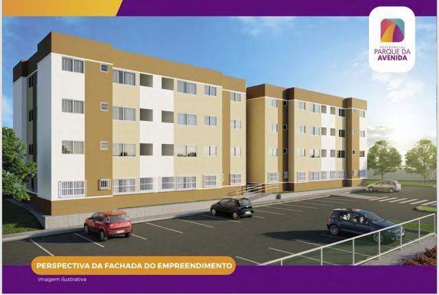 Residencial Parque da Avenida - Minha Casa Minha Vida - R$ 110.000
