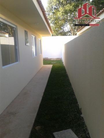 Casa à venda com 3 dormitórios em Gralha azul, Fazenda rio grande cod:CA00046 - Foto 9