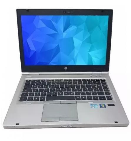 Notebook Hp Elitebook 8460p Intel I5 4gb Ddr3 Hd 320 - Pouco uso