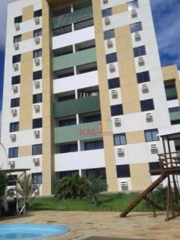 Aluga-se apartamento no Residencial Clóvis Ciarlini - KM IMÓVEIS