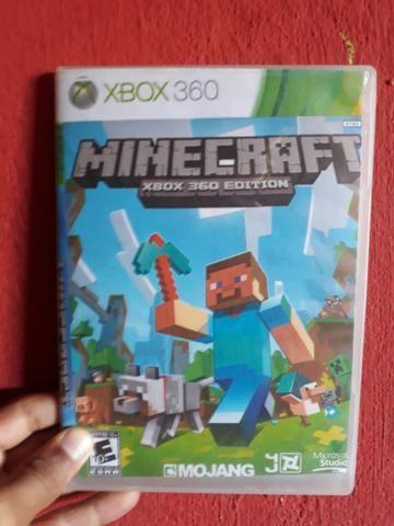 Vendo ou Troco (Minecraft Original no GTA V Original) para xbox 360