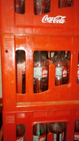 Engradados de coca cola ks