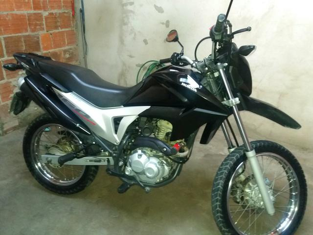 Honda bros 2015