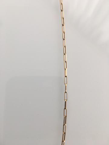 Vendo cordão de ouro 5 gramas