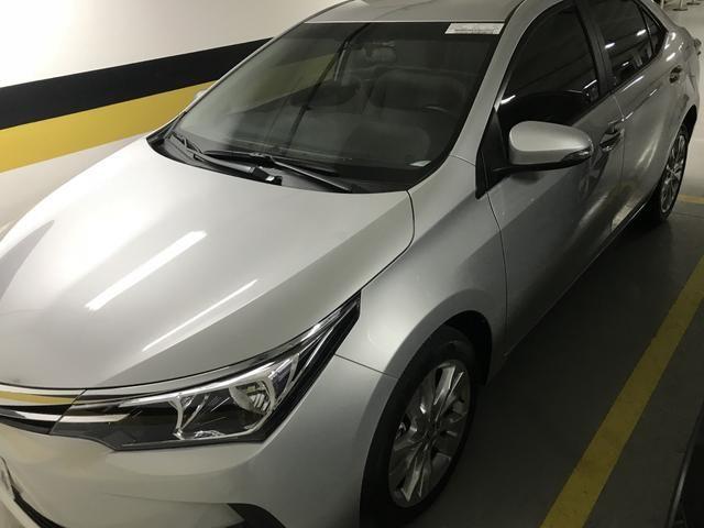Corolla Xei 2.0 aut mod 2018 5000km