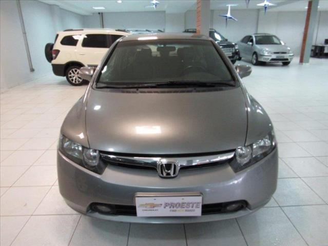 Honda Civic 1.8 Exs 16v