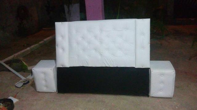 Cabeceira pra cama box.