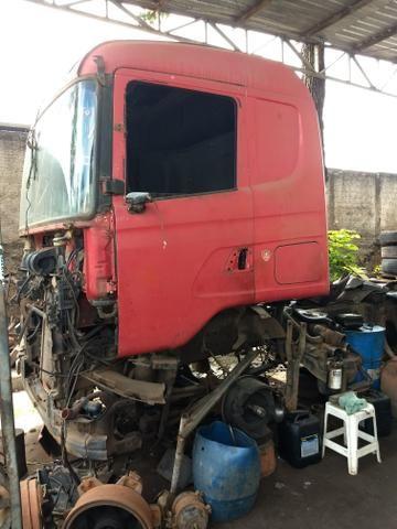 Venda gabine Scania