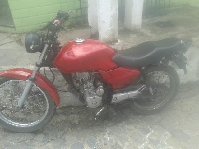 Moto pra vender