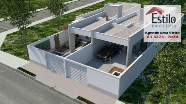 Excelentes casas alto padrão com área de lazer completa  na 307 sul  ( arso 33 )