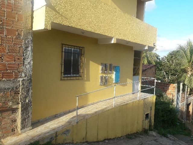 4 Casas, com lage livre