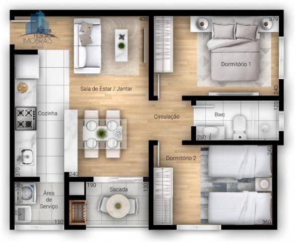 Excelente apartamento em Pinhais - Foto 7