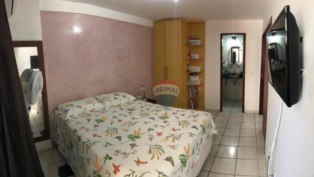 Apartamento com 1 dormitório à venda, 41 m² por r$ 230.000,00 - ponta negra - natal/rn - Foto 4
