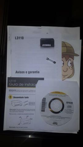 Impressora Epson L3110 para sublimação - Foto 4