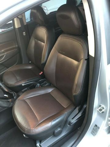 Chevrolet Cobalt Elite Aut. 2018 Completo - Foto 9