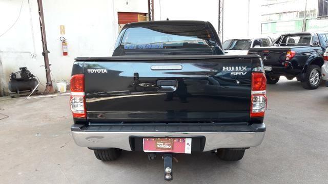 Hilux 3.0 2013 4x4 diesel automático. * JEAN - Foto 4