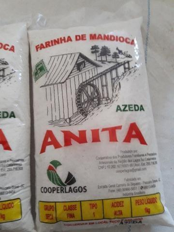Farinha de mandioca anita - Foto 4