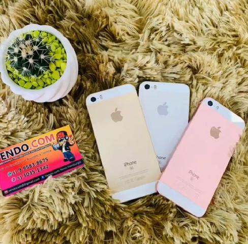 Celular IPhone SE 32gb (semi-novo)