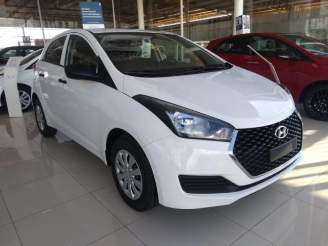 HYUNDAI HB20 1.0MT UNIQUE BLUEAUDIO 2019 - Foto 3