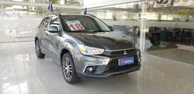 "Mitsubishi ASX 2.0 CVT Flex 2018 "" Raphael Rolim "" - Foto 6"