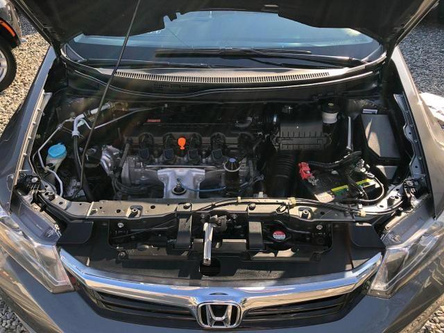HONDA CIVIC 2012/2012 1.8 LXL 16V FLEX 4P AUTOMÁTICO - Foto 8