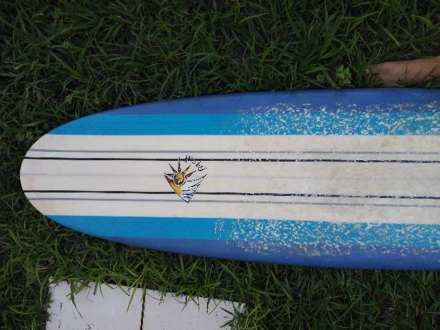 Prancha De Surf Funboard 7'6 - Foto 6