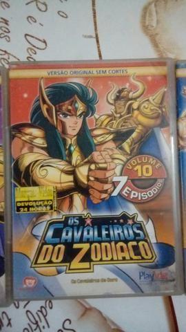 Cavaleiros do Zodiaco original - Foto 3