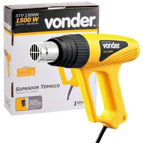 Soprador termico Vonder (Novo ) - Foto 2
