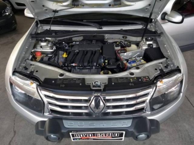 Renault Duster DUSTER 2.0 DYNAMIQUE 4X4 16V FLEX 4P MANUAL 4P - Foto 12
