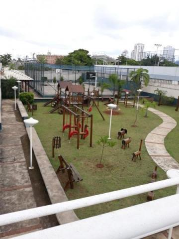 Apartamento para locação em mogi das cruzes, loteamento mogilar, 3 dormitórios, 1 suíte, 2 - Foto 2