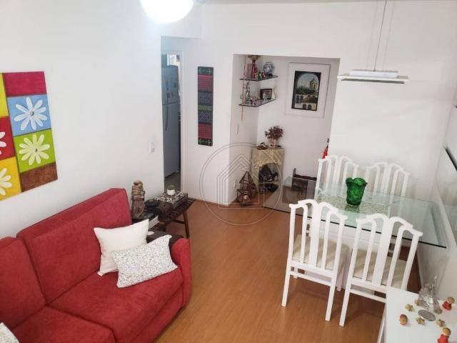 Apartamento com 2 dormitórios à venda, 60 m² por r$ 595.000,00 - tijuca - rio de janeiro/r - Foto 2