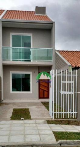 Sobrado à venda, 83 m² por R$ 225.000,00 - Cidade Industrial - Curitiba/PR