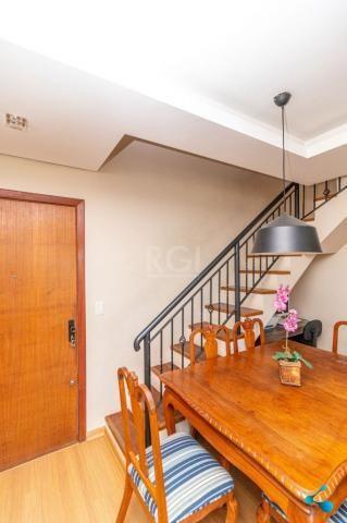 Apartamento à venda com 3 dormitórios em Santo antônio, Porto alegre cod:VP87111 - Foto 3