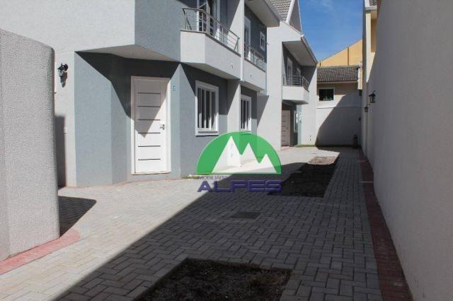 sobrado isolado no final do condomínio,amplo terreno! - Foto 6