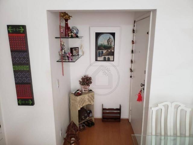 Apartamento com 2 dormitórios à venda, 60 m² por r$ 595.000,00 - tijuca - rio de janeiro/r - Foto 4