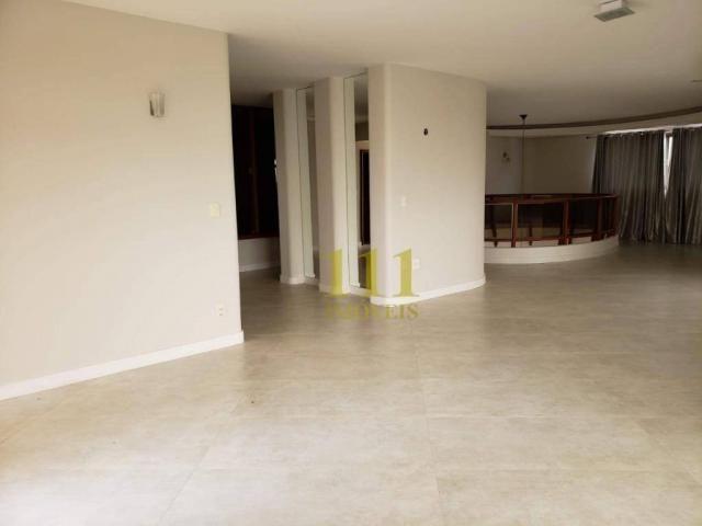 Cobertura com 5 dormitórios à venda, 628 m² por r$ 1.800.000 - vila ema - são josé dos cam - Foto 8