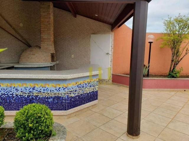 Cobertura com 5 dormitórios à venda, 628 m² por r$ 1.800.000 - vila ema - são josé dos cam - Foto 20