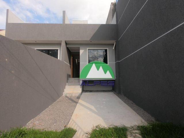 Casa à venda, 50 m² por R$ 190.000,00 - Sítio Cercado - Curitiba/PR - Foto 3