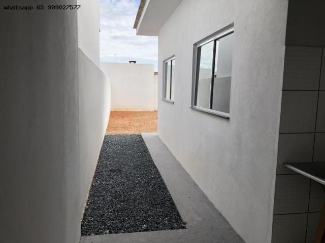 Casa para Venda em Várzea Grande, MANGA, 2 dormitórios, 1 suíte, 2 banheiros, 2 vagas - Foto 5