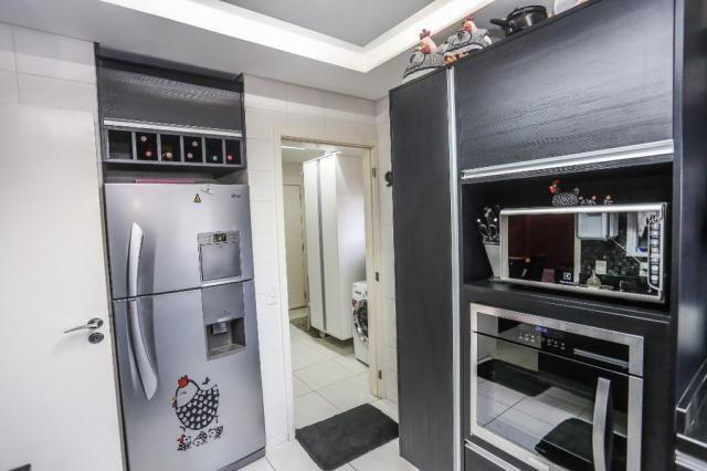 Apartamento à venda com 3 dormitórios em Mossunguê, Curitiba cod:71627 - Foto 9