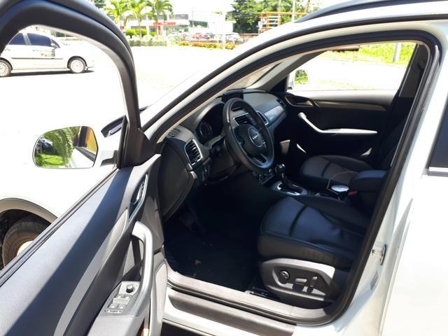 Vendo ou troco carro menor Audi Q3 14/14 - Foto 4