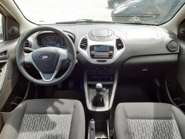 Ford Ka 1.0 SE 18/19 - Troco e Financio - Foto 9