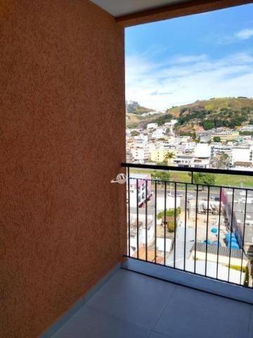 Apartamento com 2 quartos para alugar por r$ 900/mês - costa carvalho - juiz de fora/mg - Foto 3