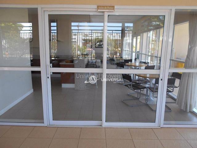 Apartamento com 2 dormitórios para alugar, 90 m² por r$ 1.600,00/mês - estrela sul - juiz  - Foto 17
