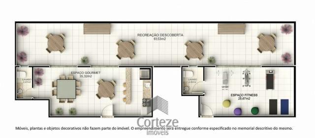 Cobertura duplex 3 quartos no Água Verde - Foto 9