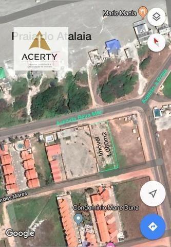 Terreno Frente a Praia do Atalaia, 1.060m2 de Área, Avenida Beira Mar, Salinas, Pará - Foto 7