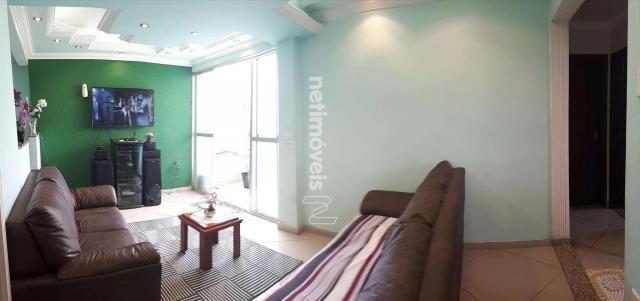 Apartamento à venda com 4 dormitórios em São caetano, Contagem cod:721644